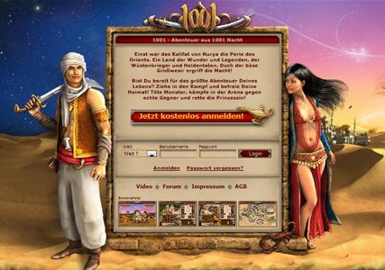 1001 nacht kostenlos spielen