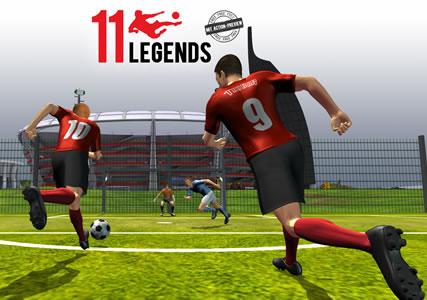 11 Legends Screenshot 0