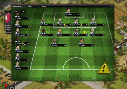 11 Legends Screenshot 3
