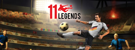 11 Legends teaser