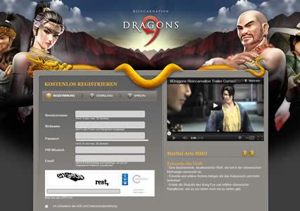 9Dragons Screenshot 0