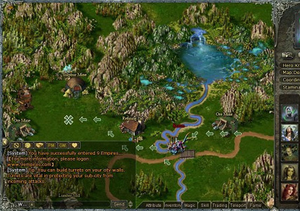 9 Empires Screenshot 3
