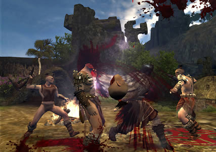 Age of Conan Screenshot 2