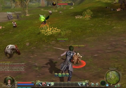 Aion Screenshot 2