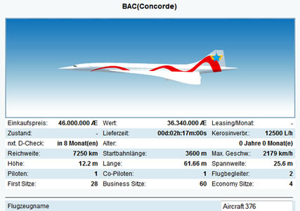Airline Company Screenshot 2