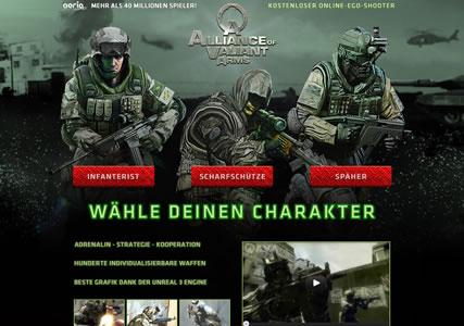 Alliance of Valiant Arms Screenshot 0