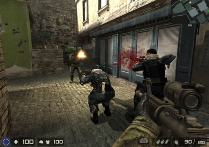 Alliance of Valiant Arms Screenshot 1