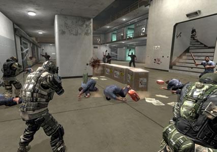 Alliance of Valiant Arms Screenshot 2