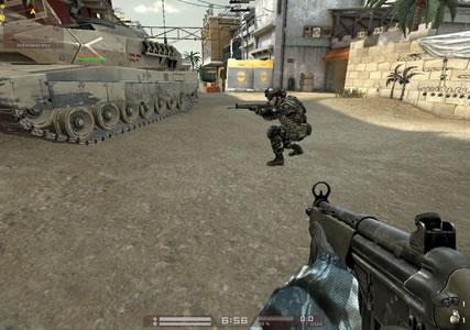 Alliance of Valiant Arms Screenshot 3