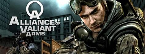 Alliance of Valiant Arms teaser
