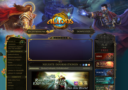 Allods Online Screenshot 0