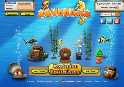 Aquarama Screenshot 0