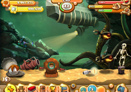 Aquarama Screenshot 1