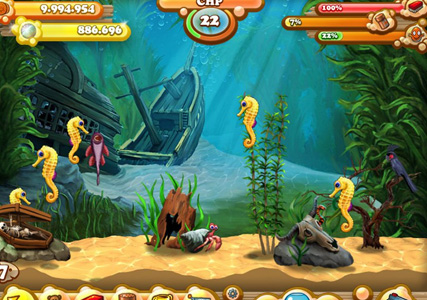 Aquarama Screenshot 2