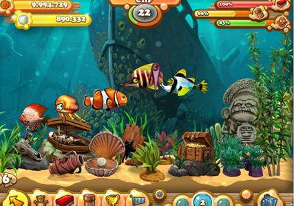 Aquarama Screenshot 3