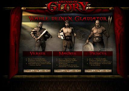 Arenas of Glory Screenshot 2