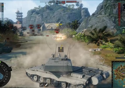 Armored Warfare Screenshot 3