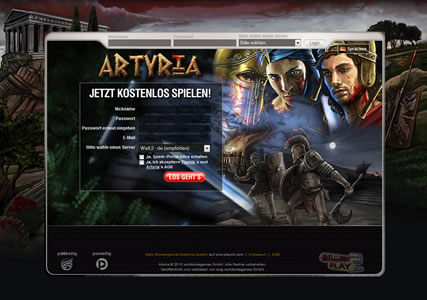 Artyria Screenshot 0