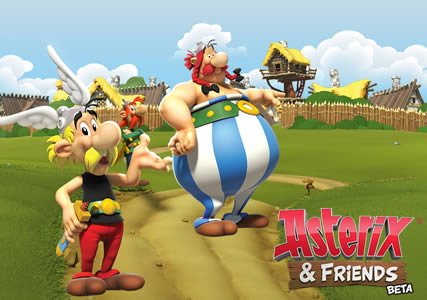 Asterix and Friends Screenshot 0