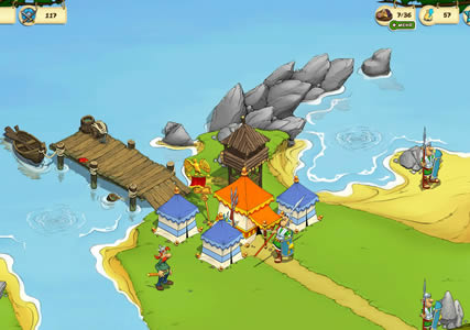 Asterix and Friends Screenshot 2