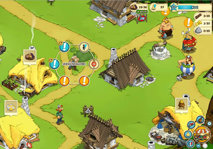 Asterix and Friends Screenshot 3
