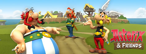 Asterix and Friends teaser