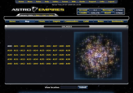 Astro Empires Screenshot 3