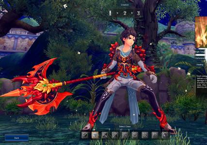 Aura Kingdom Screenshot 1