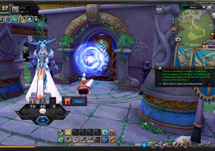 Aura Kingdom Screenshot 2