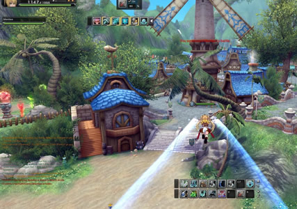Aura Kingdom Screenshot 3