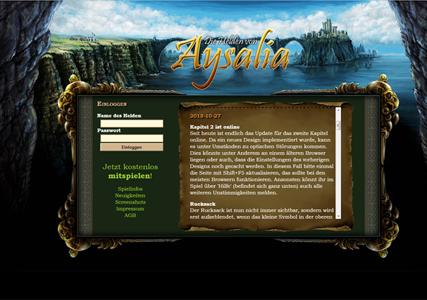 Die Helden von Aysalia Screenshot 0
