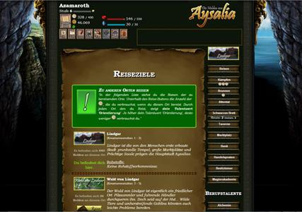 Die Helden von Aysalia Screenshot 1