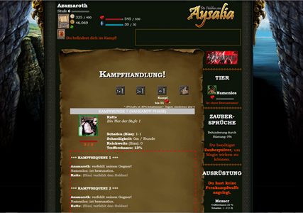 Die Helden von Aysalia Screenshot 2
