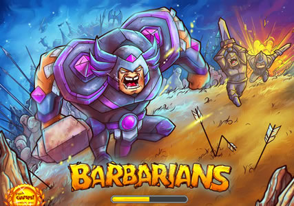 Barbarians Screenshot 0