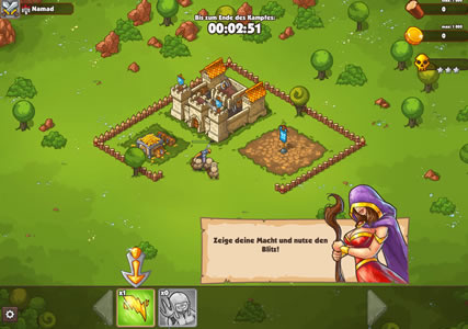 Barbarians Screenshot 1