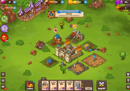 Barbarians Screenshot 2