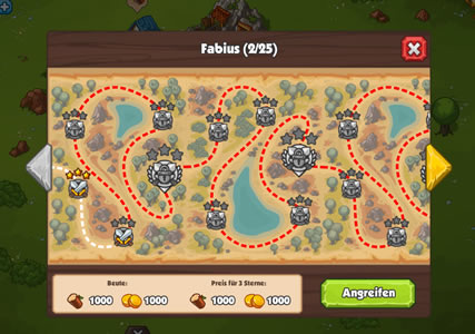 Barbarians Screenshot 3