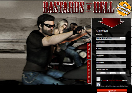 Bastards of Hell Screenshot 0