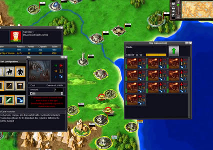 Battle Dawn Screenshot 3