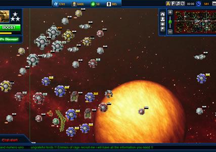 Battledawn Galaxies Screenshot 1