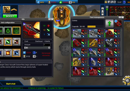 Battledawn Galaxies Screenshot 3