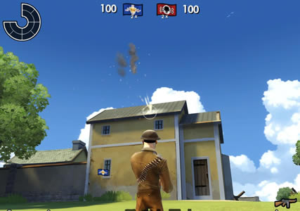 Battlefield Heroes Screenshot 1