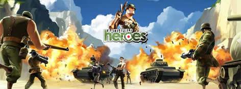Battlefield Heroes teaser