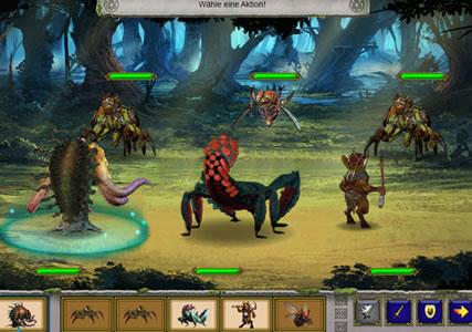 Battle of Beasts Screenshot 1