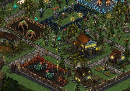 Battle of Beasts Screenshot 2