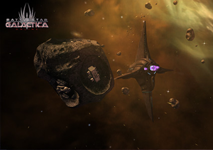 Battlestar Galactica Screenshot 3