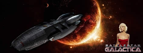Battlestar Galactica teaser