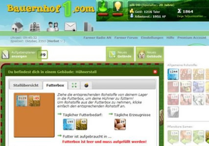 BauernHOF1 Screenshot 1
