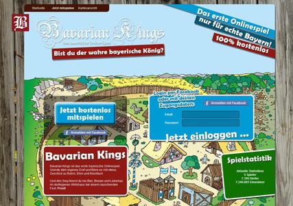 Bavarian Kings Screenshot 1