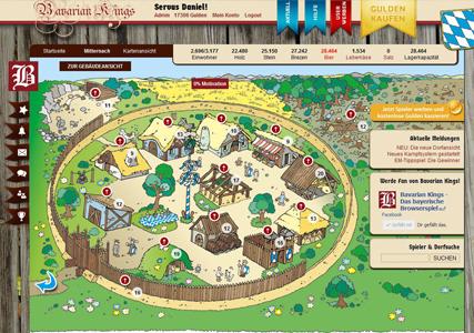 Bavarian Kings Screenshot 2